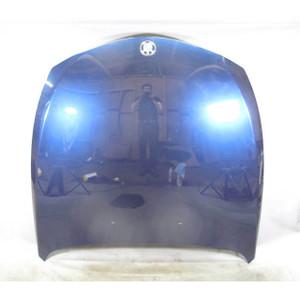 BMW E63 E64 6-Series Front Hood Bonnet Cover Panel Deep-Sea Blue Aluminum OEM