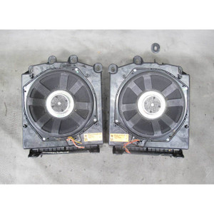 Damaged BMW E60 5-Series E63 Factory DSP Stereo Woofer Subwoofer Speakers 04-10