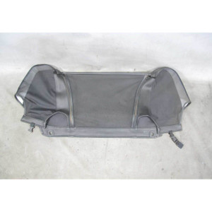 BMW Z3 Roadster Convertible Top Wind Deflector Diffuser Screen Black 1996-2002