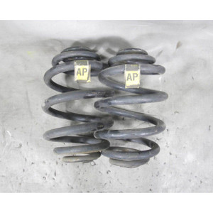 1997-2002 BMW Z3 E36/7 Roadster Cabrio Factory Rear Axle Barrel Spring Pair OEM