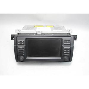 2002-2006 BMW E46 3-Series Navigation Display w Built-In CD Player OEM
