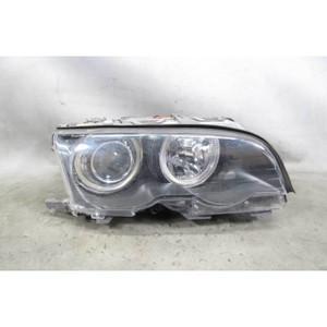 Broken  2002-2004 BMW E46 2door Right Front Passenger Xenon Headlight Lamp HID