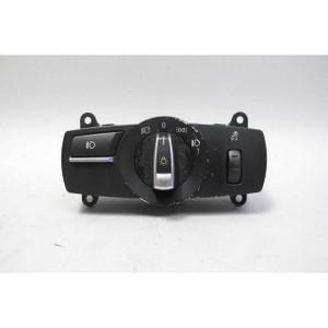 2010-2017 BMW F10 5-Series F01 Headlight Lamp Control Switch Knob USED OEM