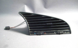 BMW E36 3-Series Early Model Dash Center Air Vent Black 1992-1994 USED OEM