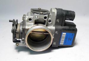 BMW M52TU Throttle Body Blue Sticker 1999-2000 E39 E46 OEM USED