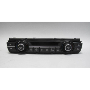 2007-2014 BMW E70 X5 SAV E71 X6 Climate Control Interface Panel High Auto AC OEM