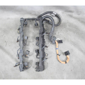 2009-2010 BMW N63 4.4L V8 Ignition Coil Fuel Injector Wiring Harness F01 F10 OEM