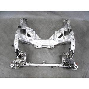 11-17 BMW F10 5-Series 7-Series Front Axle Subframe Carrier Cross Member OEM 63k