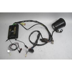 1992-1999 BMW E36 3-Series Partial Factory Alarm Security Kit w LED Siren OEM