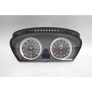 BMW E60 M5 E63 M6 Instrument Gauge Cluster Panel MPH Speedo Tach 125K 2006-2010