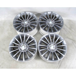 "Painted BMW E90 3-Series 17"" Style 284 Multi-Spoke Alloy Wheel Set of 4 Rims OEM"