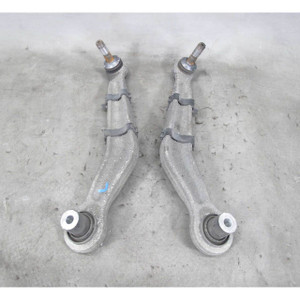 2002-2010 BMW E60 E63 E65 Factory Rear Wishobe Upper Control Arm Pair Left Right