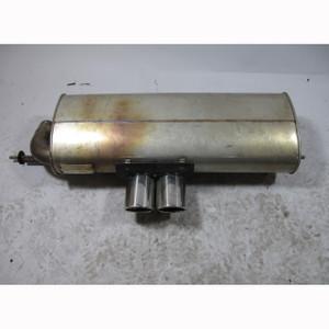 2010-2014 Lotus Evora Rear Exhaust Muffler Silencer Genuine OE USED 13S0003