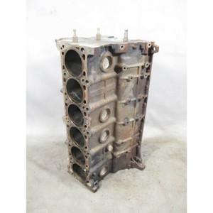 1996-1999 BMW E36 E39 2.8L I-6 M52 Engine Cylinder Block Iron Housing Bare OEM