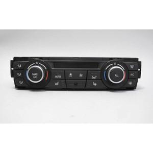 2012-2015 BMW E90 3-Series E84 X1 Digital Climate Control Panel 4 Auto AC OEM