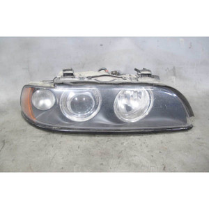 2001-2003 BMW E39 5-Series Factory Right Front Headlight Lamp Xenon White OEM