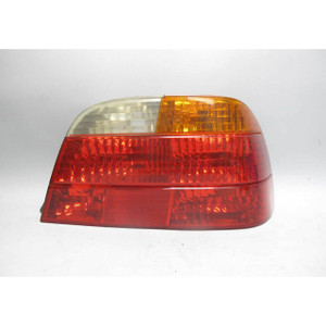 1999-2001 BMW E38 7-Seires Right Rear Passeng Tail Light w Cracked Mount USED OE