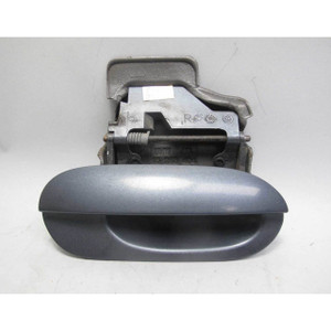 99-01 BMW E38 7-Series Right Front / Rear Exterior Door Handle Anthracite OEM