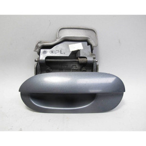 1999-2001 BMW E38 7-Series Left Rear Exterior Outside Door Handle Anthracite OEM