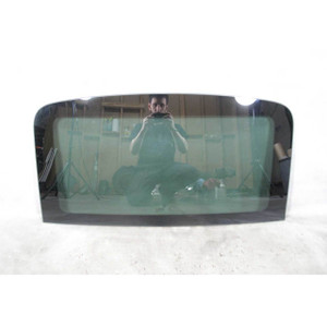 2013-2015 BMW E84 X1 SAV Front Glass Panel for Panoramic Sunroof USED OEM
