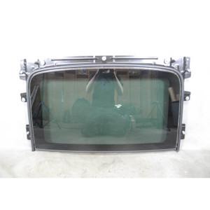2013-2015 BMW E84 X1 SAV Rear Glass Panel for Panoramic Sunroof USED OE