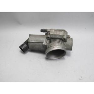 1995-2001 BMW E38 750 850 M73 V12 Engine Throttle Housing Body Plate Actuator OE