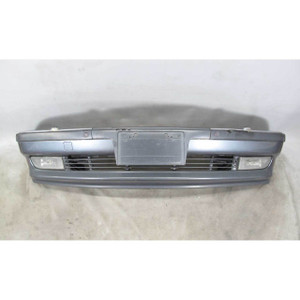 1995-2001 BMW E38 7-Series Factory Front Bumper Cover w Cracks Anthracite PDC OE