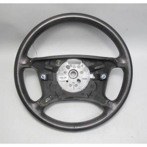 BMW E46 3-Series 4door Factory Leather Steering Wheel 4-Spoke 2000-2005 OEM