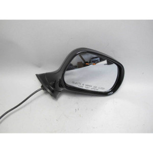 1996-2002 BMW Z3 Roadster Coupe Left Outside Side Mirror Black 2 USED OEM
