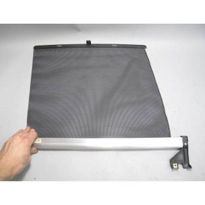 BMW E39 5-Series Touring Wagon Left Rear Driver Roller Retractable Sun Shade OEM
