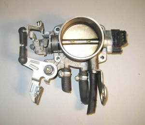 BMW M50 S50 Throttle Body Assembly 1991-1995 E36 325i M3 E34 525i OEM USED