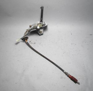 1992-1995 BMW E34 525i M50 Automatic Transmission Shifter Interlock Assembly OE