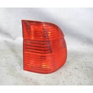 Damaged 01-03 BMW E39 5-Series Touring Wagon Right Rear Outer Tail Light Lamp