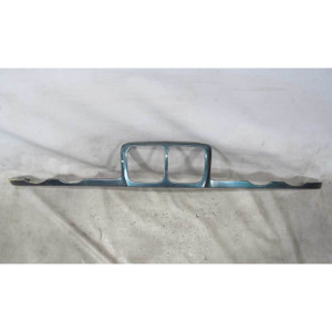 1989-1995 BMW E34 5-Series Narrow Front Grille Nose Panel Oxford Green OEM