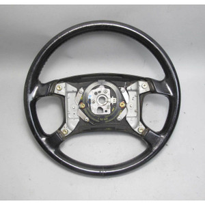 1994 BMW E34 5-Series 1991-1994 BMW E32 7-Series Factory Leather Steering Wheel