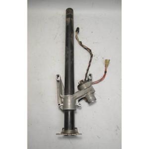 1967-1976 BMW 114 1602 2002 Factory Ignition Steering Lock w Column Tube OEM