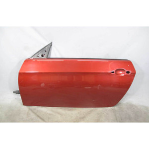 BMW E92 E93 3-Series 2door Left Front Drivers Door Shell Vermillion Red OEM