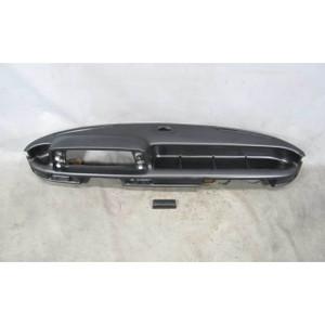 1968-1976 BMW 114 2002 2002tii Dashboard Dash Trim Panel Black w Cracks OEM