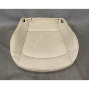 2006-2008 BMW E85 E86 Z4 Roadster Coupe Right Seat Bottom w OC Beige Leather OEM