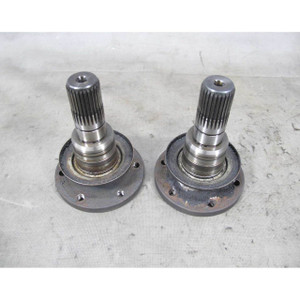 1991-1992 BMW E30 318i M42 4-Cyl Final Drive Differential Output Flange Pair NLA