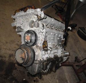 BMW E46 325xi X3 2.5L M54 6-Cylinder Longblock Engine Assembly 178k 2003-2006 - 9900