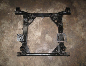 BMW E46 AWD XI Front Subframe Crossmember Engine Cradle 2001-2005 USED OEM - 4417