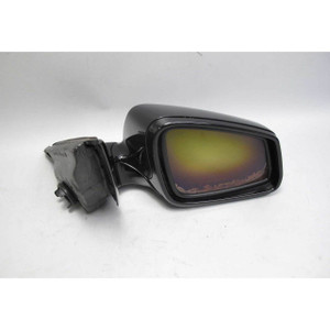 2009-2011 BMW F01 7-Series Left Outside Side Mirror Folding Dimming Black 2 OEM - 18213