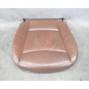 2006-2012 BMW E90 E91 3-Series 4door Front Seat Bottom Cushion Pad Terra Leather - 19069