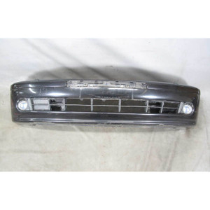 1997-2003 BMW E39 5-Series Factory Front Bumper Cover Black Sapphire w Fogs OEM - 19347
