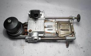BMW N62 4.4L V8 Engine Oil Pump w Oil Filter Housing and Cap 2004-2008 USED OEM - 5885
