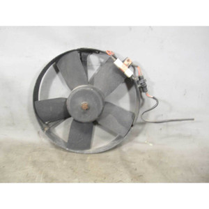 1977-1988 BMW E28 5-Series E24 Auxiliary Electric AC Pusher Condenser Fan High - 19381