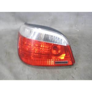 2004-2007 BMW E60 5-Series Sedan Left Rear Drivers Tail Light Brake Lamp OEM - 19388