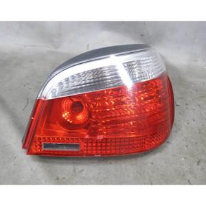 2004-2007 BMW E60 5-Series Sedan Right Rear Passengers Tail Light Lamp OEM - 19389