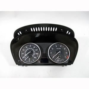 2008-2010 BMW 5-Series E60 550i Sedan Instrument Guage Cluster OEM 96K 9177253 - 19395